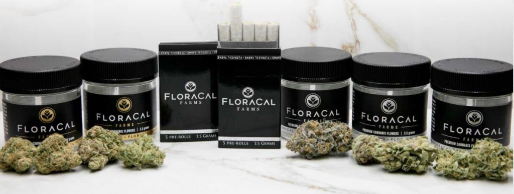 CannaRoyalty Corp product example lineup.