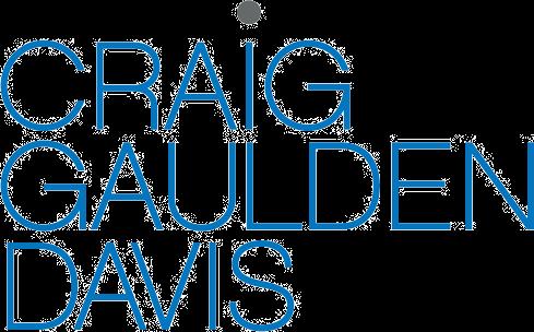 Craig Gaulden Davis logo.