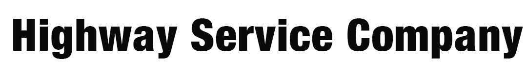 Highway Service Company logo.
