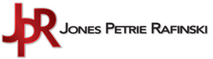 Jones Petrie Rafinski logo.