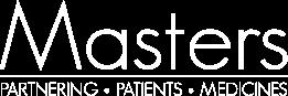 Masters specialty pharma logo.