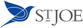 St. Joe Company logo.