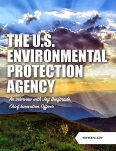 U.S. Environmental Protection Agency brochure cover.