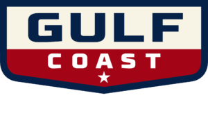 Gulf Coast, A CRH COMPANY logo.