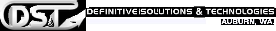 Definitive Solutions & Technologies logo.