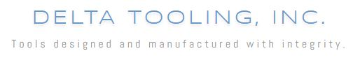 Delta Tooling Inc website header/logo.