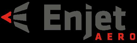 Enjet Aero logo.