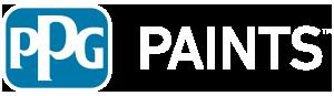 PPG Paints logo.