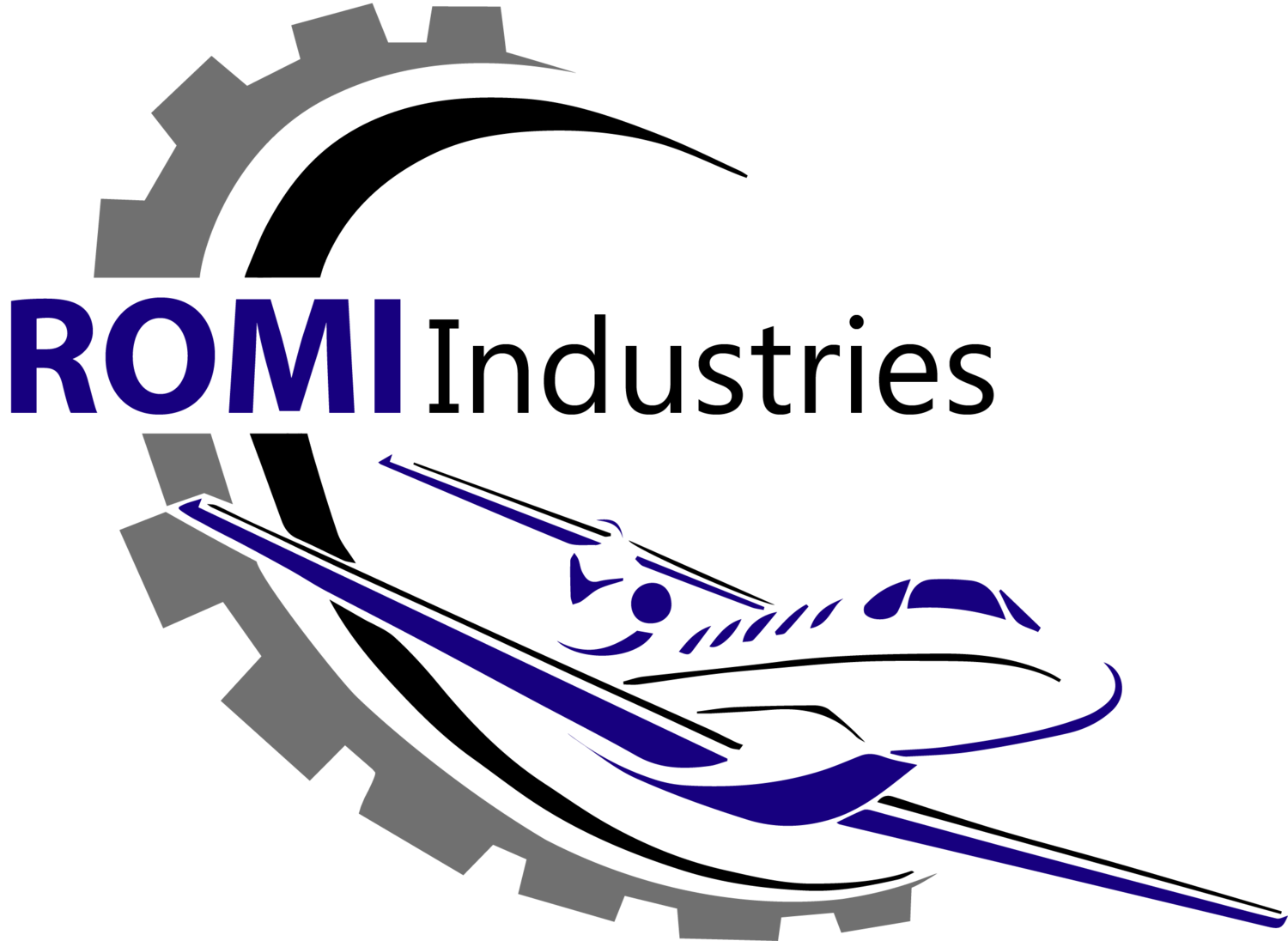 ROMI Industries logo.