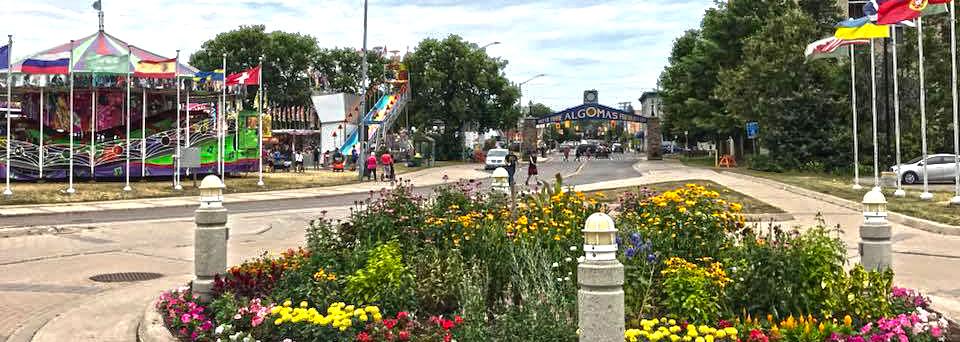 Sault St Marie Ontario.