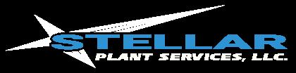 Stellar Plant Services logo.