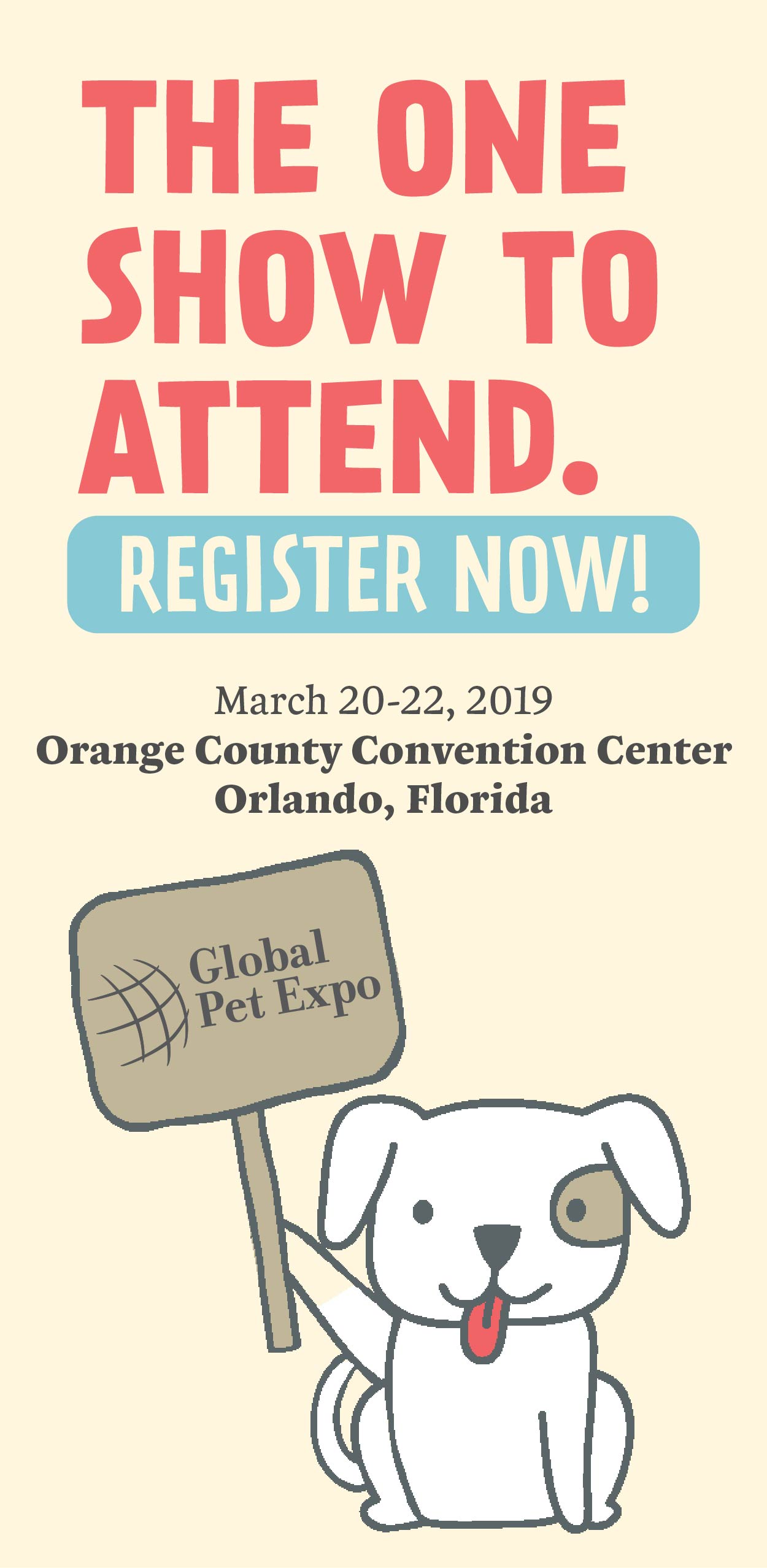 Global Pet Expo March 2019