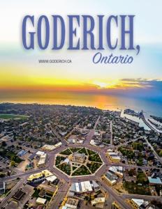 Goderich, Ontario brochure cover.