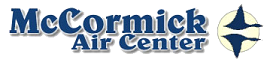 McCormick Air Center logo.
