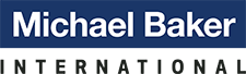 Michael Baker International logo.