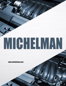 Michelman brochure cover.