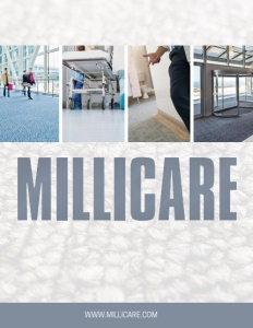 milliCare brochure cover.