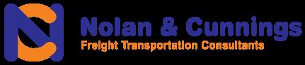 Nolan & Cunnings, Freight Transportation Consultants logo.