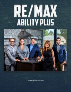 RE/MAX Ability Plus brochure cover.