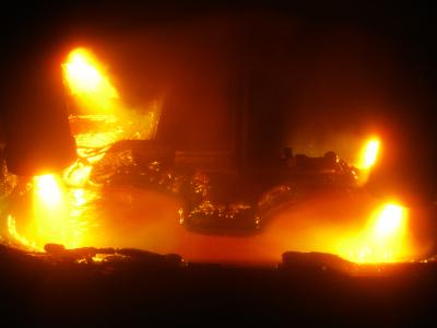 Retech Systems LLC 4 torches PAM.