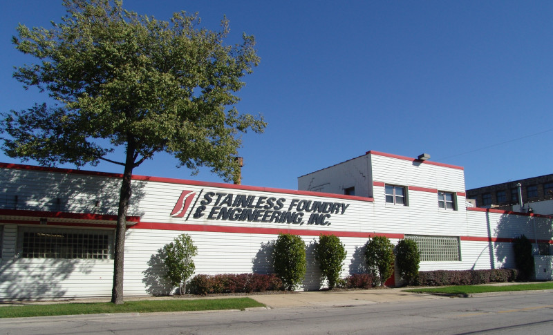 Stainless Foundry & Engineering, Inc. building.