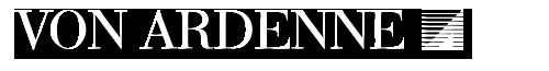 VON ARDENNE logo.