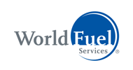 World Fuel Services logo.