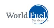 World Fuel Services logo.