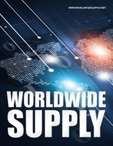 Worldwide Supply brochure cover.