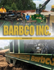 Barbco Inc. brochure cover.