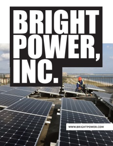 Bright Power Inc brochure cover.