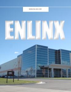 Enlinx brochure cover.