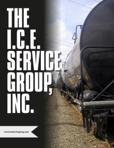 The I.C.E. Service Group, Inc. brochure cover.