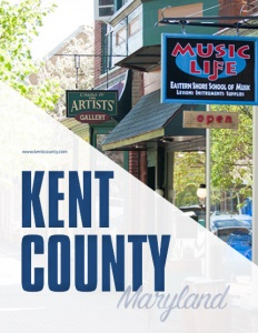 Kent County, Maryland brochure cover.