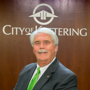 Kettering, Ohio Mayor Don Patterson.