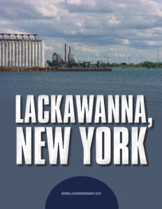 Lackawanna, New York brochure cover.