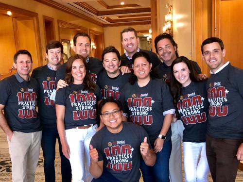 MB2 Dental Solutions executive team.