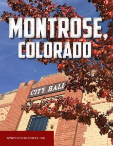 Montrose Colorado brochure cover.