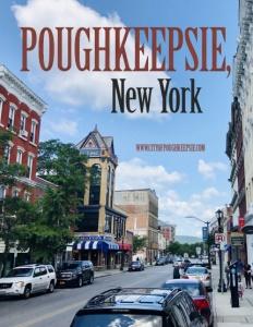 Poughkeepsie, New York brochure cover.