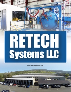 Retech Systems LLC brochure cover.