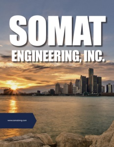 Somat Engineering, Inc brochure cover.