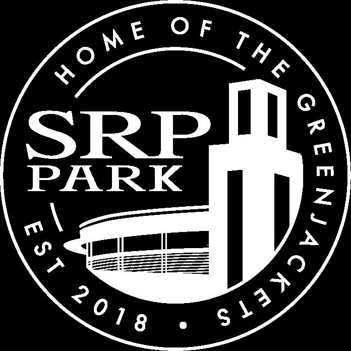 SRP Park logo.