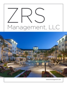ZRS Management, LLC brochure cover.
