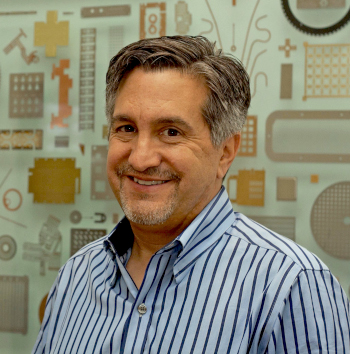 Fotofab President Charles Cohen.