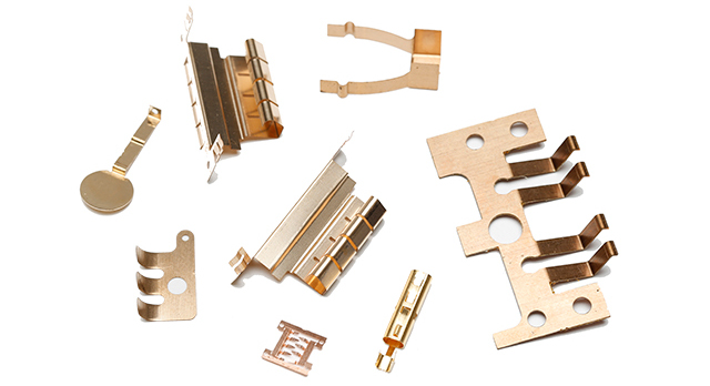 Fotofab examples of parts.