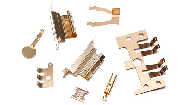 Fotofab examples of parts.