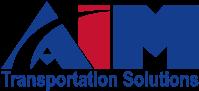 AIM Transportation Solutions logo.