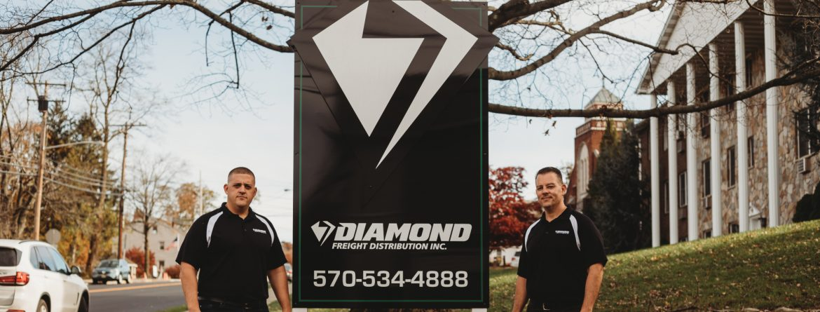 Diamond Freight Distribution Inc.