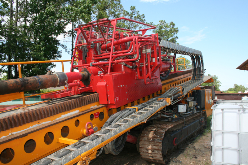 Laney Directional Drilling equipment.