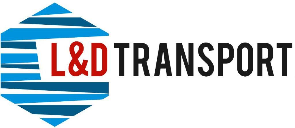 L&D Transport logo.